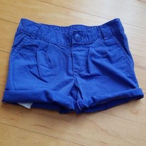 5/$25 Oshkosh Rolled Hem Shorts
